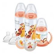 NUK Disney   סט בקבוקים ומוצצים מבית נוק ב₪139 בלבד! כולל משלוח!