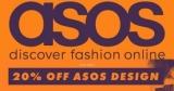 אסוס | 20% הנחה על אלפי פריטים של ASOS DESIGN לנשים וגברים!