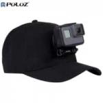"""כובע עם מעמד למצלמת אקסטרים/גופרו! רק 14 ש""""ח!"""