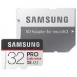 כרטיס זיכרון עמיד ומומלץ – Samsung Pro Endurance 32GB – למצלמות רכב / אבטחה – במחיר נדיר! החל מ14.39$ בלבד!