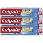 קונים היום באמזון? תוסיפו בקופה (עד 75$) – 3 משחות קולגייט טוטל הלבנה (SUPER SIZE!) – רק 6.75$!