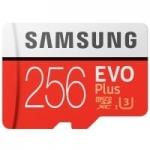 עוד פעם! המחיר יורד עוד פעם! כרטיס זיכרון Samsung EVO Plus בנפח ענק במבצע בזק! רק 41.99$ ל256GB!