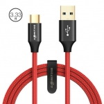 BlitzWolf Ampcore Turbo TC9 3A Braided Durable USB Type C Charging Data Cable