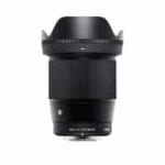 SIGMA 16mm F1.4 DC DN – העדשה הכי טובה למצלמות סוני APS-C – רק 299.99$!