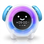 "BestXiuyi – שעון מדליק לילדים! ללימוד זמנים, שעות שינה, התארגנות והתעוררות! רק כ164 ש""ח!"