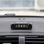 מערכת TPMS סולארית – חובה בכל רכב! לדעת מה מצב לחץ האוויר בצמיגים בכל רגע, לזהות פנצ'רים מהר, לחסוך דלק ובלאי ולשמור על עצמכם והרכב! רק $22.99!!!