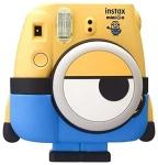 Fuji Instax Minion דיל היום! מצלמת אינסטקס מיני מיניון ב₪223 בלבד! כולל משלוח!