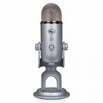 """BLUE YETI – המיקרופון האיכותי והכי מומלץ ברשת! בירידת מחיר חזקה! 495 ש""""ח"""