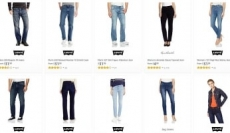 50% על ג'ינסים! ליוויס ועוד באמזון!