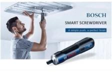 שימושי בכל בית! Bosch Mini Electric Screwdriver 3.6V – מברגה ידנית חשמלית מומלצת במיוחד רק ב34.99$! חצי מחיר מבארץ!