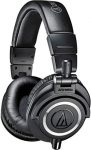 "Audio-Technica ATH-M50x – אוזניות סטודיו מקצועיות ומהוללות – בדיל היום באמזון – רק 524 ש""ח עד הבית"