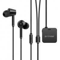 BlitzWolf BW ANC1 Active Noise Cancelling Wireless Bluetooth Earphone AptX Hi Fi Stereo Headphone