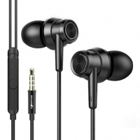 BlitzWolf BW ES1 Graphene In ear Sound Wired Control Earphone With Microphone
