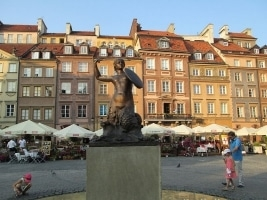טיסות זולות מעובדה לפולין בהחל מ-16 יורו בפברואר-מרץ