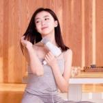 """פן לטיולים! Xiaomi Yueli Light Mini Hair Dryer 1200W רק ב87 ש""""ח!"""