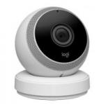 """מצלמת IP אלחוטית Logitech CIRCLE – במחיר בלעדי! רק 399 ש""""ח!"""
