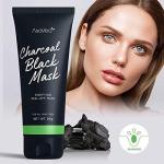 """להוציא שחורים! מסיכת פנים AsaVea Blackhead Peel Off Mask ומברשת עם דירוג הזוי! רק 69 ש""""ח עד הבית!"""