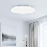 בוקר אור! מנורת התקרה החכמה של שיאומי – הדגם החדש והגדול – ללא מכס! Yeelight YILAI YlXD05Yl 480 Simple