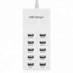 חיבור מטען ל10(!) יציאות USB ב$7.29 עם משלוח חינם!
