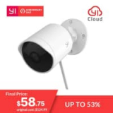 YI Outdoor Security Camera 1080P Waterproof Night Vision Wireless IP resolution Security Cam Surveillance System Global Cloud-in Surveillance Cameras from Security & Protection on Aliexpress.com | Alibaba Group