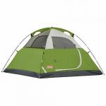 """אוהל Coleman Sundome עד 4 אנשים בפחות מ-280 ש""""ח כולל משלוח עד הבית!"""
