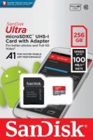 מחיר מדהים לכרטיס זיכרון ענננק בירידת מחיר נדירה! SanDisk Ultra 256GB רק $38.10