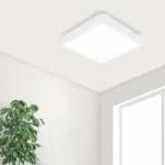 הכי זול אי פעם! מנורה חכמה, גדולה וחזקה של שיאומי – Yeelight Smart Square LED רק ב109.99$!