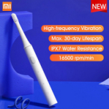 Shop Xiaomi Mijia T100 Sonic Electric Toothbrush Adult Ultrasonic Automatic Toothbrush USB Rechargeable Waterproof Gum Health Tooth Online from Best Dental Oral Care on JD.com Global Site –
