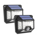 זוג יחידות! תאורה סולארית BlitzWolf BW-OLT3 רק ב$16.99 ומשלוח חינם!