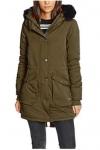 דיל בזק! מעיל נשים Bench Women's Long Parka Jacket! ב537₪