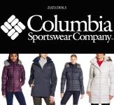 מעילי Columbia לנשים בהנחות של מאות שקלים