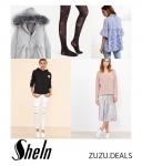 רשימת קניות אופנת נשים לחורף SHEIN!